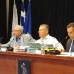 Επί όλων των κρίσιμων θεμάτων τοποθετήθηκε ο Δήμαρχος Αμαρουσίου Θ. Αμπατζόγλου στην πρώτη συνεδρίαση του ΔΣ