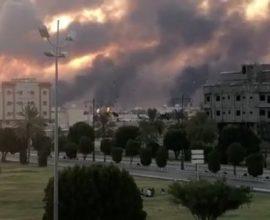 Απογειώθηκε η τιμή του πετρελαίου μετά το χτύπημα κατά της  Aramco, στη Σαουδική Αραβία