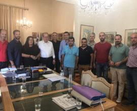 Δράσεις για την οδική ασφάλεια από κοινού με Τροχαία και σχολές οδηγών προετοιμάζει η Περιφέρεια Πελοποννήσου