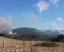 Σε δυο ταυτόχρονες εστίες ξέσπασε η νέα πυρκαγιά στη Ζάκυνθο- Φωτογραφικό ντοκουμέντο
