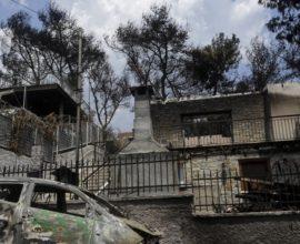 Σταμάτησε πλειστηριασμός με παρέμβαση Γεωργιάδη μετά την κινητοποίηση του ΠΑΜΕ – Το σπίτι του ιδιοκτήτη κάηκε από την τραγωδία στο Μάτι