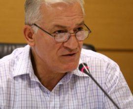Λάζαρος Κυρίζογλου, υλοποιούμαι τον Περιφερειακό Σχεδιασμό Διαχείρισης Αποβλήτων στην Κεντρική Μακεδονία