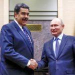 Στο Κρεμλίνο σύντομα ο Μαδούρο για συνομιλίες με τον Πούτιν