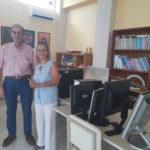 Δήμος Παλλήνης: Παράδοση ανασκευασμένων ηλεκτρονικών υπολογιστών