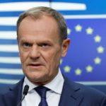 Τούσκ: Έλαβα αίτημα από το Λονδίνο για αναβολή του Brexit