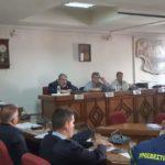 Συνεδρίαση του Σ.Τ.Ο. Πολιτικής Προστασίας Δήμου Εορδαίας