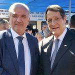 Ο Δήμαρχος Ιερής Πόλης Μεσολογγίου Κώστας Λύρος στις «Μέρες Μνήμης Μόρφου»