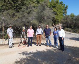 Γεωργιόπουλος: Ξεκίνησε ο σχεδιασμός για την Οδική σύνδεση της Αρχαίας Ολυμπίας με τη Θάλασσα και την Εθνική Οδό