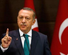 Έριξε «πόρτα¨σε Πένς-Πομπέο , ο Ερντογάν- «Θα συναντήσω μόνο τον Τράμπ»