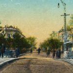 Λογοτεχνικές Διαδρομές: «Η οδός Ασκληπιού κάπου στον χωροχρόνο»