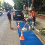 Βελτιώνονται και αυξάνονται τα σημεία πρόσβασης ΑμεΑ σε πεζοδρόμια και πλατείες της Καρδίτσας