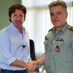 Δήμος Καλαμαριάς: Συνάντηση του Αντιδημάρχου Παιδείας με εκπρόσωπο της Στρατιωτικής Σχολής Αξιωματικών Σωμάτων