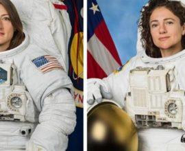 Επισπεύδεται από τη NASA ο γυναικείος διαστημικός περίπατος