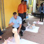 Δήμος Μυτιλήνης: Επίδειξη – εκπαίδευση πολιτών στην καρδιοαναπνευστική αναζωογόνηση