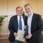 Στήριξη Δημάρχου Θεσσαλονίκης Κ. Zέρβα σε Καϊτεζίδη για την προεδρία της ΠΕΔΚΜ