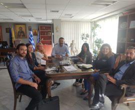 Συνεργασία με την Emfasis, για την στήριξη των «κοινωνικά αδύναμων» του δήμου Παλαιού Φαλήρου