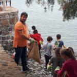 Περιβαλλοντική δράση παράκτιου και υποβρύχιου καθαρισμού στον Δήμο Δυτικής Λέσβου