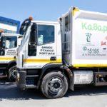 Δήμος Πυλαίας-Χορτιάτη: Με προσωπικό ασφαλείας η αποκομιδή των σκουπιδιών