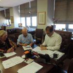 Δήμος Καλαμάτας: Υπογραφή σύμβασης για μελέτη οριοθέτησης χειμάρρου Νέδοντα και ρέματος στη Θουρία