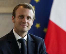 Μακρόν: «Είναι πολύ νωρίς για να ενταχθούν Αλβανία και Σκόπια, στην Ε.Ε.»