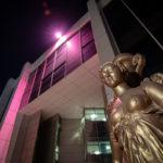 Με ροζ χρώμα το Δημαρχείο Ιλίου για το μήνα πρόληψης  κατά του καρκίνου του μαστού