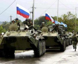 Ρωσικές δυνάμεις προωθήθηκαν στο Κομπανί, αναφέρει το Συριακό Παρατηρητήριο