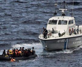 Πρωινή επιχείρηση διάσωσης 48 μεταναστών σε Φαρμακονήσι και Σάμο