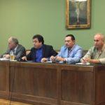 Οι πρόεδροι των κοινοτήτων του Δήμου Πύργου, στο Λάτσειο Δημοτικό Μέγαρο