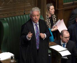 Τη Δευτέρα αποφασίζει ο πρόεδρος της βρετανικής Βουλής, αν θα τεθεί η συμφωνία Τζόνσον σε ψηφοφορία