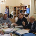 Το Σπάρτη – Γύθειο εξετάστηκε σε σύσκεψη στην Περιφέρεια Πελοποννήσου