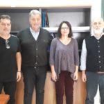 Δήμος Κατερίνης: Συνάντηση Αντιδημάρχου Υπηρεσίας Δόμησης και Τουρισμού με την Εφορεία Αρχαιοτήτων Πιερίας