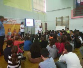 Στην ευαισθητοποίηση για τα ΑμΕΑ αφιερωμένη η Παγκόσμια Εβδομάδα Εκπαίδευσης στα σχολεία του Δήμου Ηρακλείου Αττικής