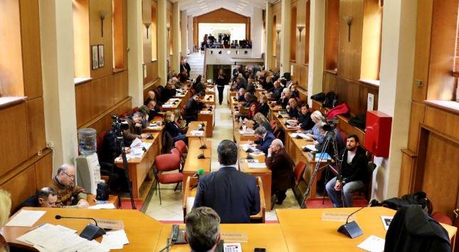 Αποτέλεσμα εικόνας για Περιφέρειας Κεντρικής Μακεδονίας σε τακτική συνεδρίαση τη Δευτέρα 11 Νοεμβρίου 2019