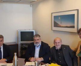 Σε ΡΑΕ και ΔΕΔΑ για θέματα της Δ.Ε.ΤΗ.Π. ο Δήμαρχος Εορδαίας Παναγιώτης Πλακεντάς