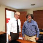 Συνέντευξη τύπου με αφορμή τα εγκαίνια της 57ης Πανελλήνιας Έκθεσης Κεραμεικής Αμαρουσίου