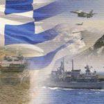 Εκδηλώσεις για τον εορτασμό Ημέρας Ενόπλων Δυνάμεων & Ημέρας Εθνικής Αντίστασης στην Π.Ε. Ρεθύμνης