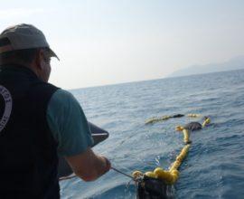 Δίχτυα γεμάτα με ψάρια αλλά και… πλαστικό βγάζουν οι τράτες!