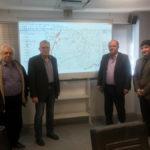 Συνάντηση με σκοπό τη σύνδεση περιοχών του Δήμου Διονύσου με το δίκτυο φυσικού αερίου