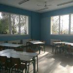 Δήμος Κατερίνης: Έτοιμες να λειτουργήσουν έξι νέες αίθουσες διδασκαλίας στο Δημοτικό Σχολείο Κορινού