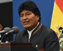 Πολιτικό άσυλο στο Μεξικό ζήτησε ο παραιτηθείς πρόεδρος της Βολιβίας Μοράλες