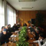 Π.Ε. Τρικάλων: Σύσκεψη του Συντονιστικού Οργάνου Πολιτικής Προστασίας (Σ.Ο.Π.Π.).