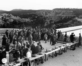 «90 χρόνια Φράγμα Μαραθώνα»: Ένα αρχείο δείχνει την δύναμή του!