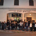Καταχειροκροτήθηκε το «ορατόριο για την Αγία Αικατερίνη», που έγραψε και συνέθεσε ο Χαράλαμπος Ναβροζίδης