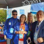 Η «Χορευτική Ομάδα Νέων Διονύσου» με 200 εθελοντές και το Δήμαρχο Γ.καλαφατέλη, στον 37ο Αυθεντικό Μαραθώνιο της Αθήνας