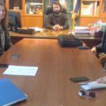 Συνάντηση Δημάρχου Λεβαδέων με το σύλλογο γονέων και κηδεμόνων του 1ου Νηπιαγωγείου