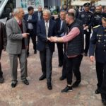 Στον Δήμο Αχαρνών για τον εορτασμό της Ημέρας των Ενόπλων Δυνάμεων και των Εισοδίων της Θεοτόκου ο Αντιπεριφερειάρχης Ανατολικής Αττικής