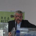 Νικητής ο Θανάσης Νασιακόπουλος στις εκλογές της ΠΕΔ Θεσσαλίας