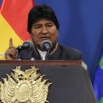 Μοράλες: «Έγινε το πιο επιζήμιο πραξικόπημα στην ιστορία της Βολιβίας»