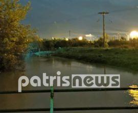 Προβλήματα από την κακοκαιρία στην Ηλεία – «Ποτάμια» οι δρόμοι, πλημμύρισαν σπίτια