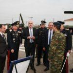 Στο Διδυμότειχο ο Περιφερειάρχης ΑΜΘ για την Ημέρα των Ενόπλων Δυνάμεων